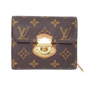 100% Auth Louis Vuitton Koala Compact Wallet
